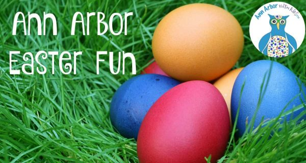 easter egg hunts near toledo