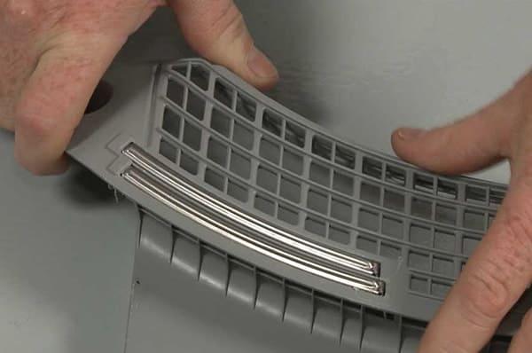 Samsung dryer not drying