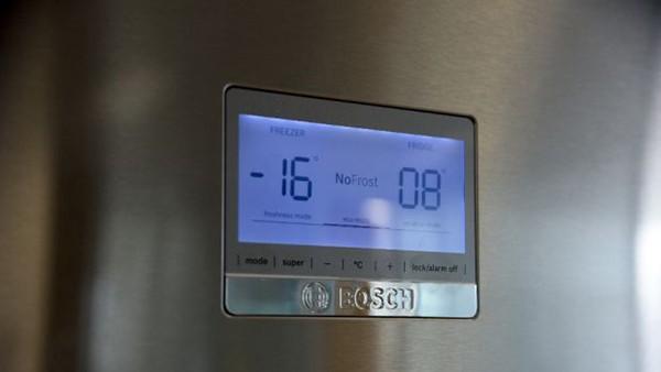 Bosch refrigerator not cooling