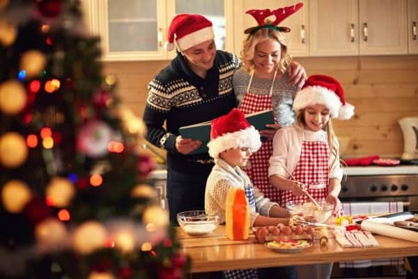 how to save time in the kitchen at christmas