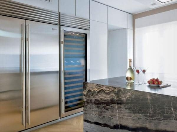built in refrigerator reviews for sub zero