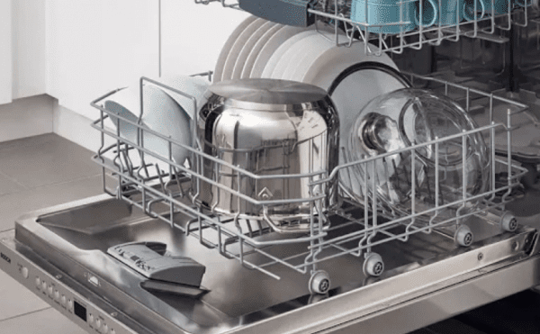 what is the best way to load a bosch dishwasher