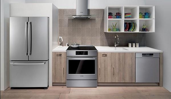 Bosch refrigerator is warm