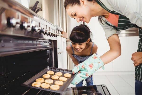 oven baking problems